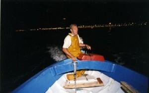 AHP 9018 Pescador El Sardina, Francisco Antonio Padrós, l'últim pescador de la Mar Bella, 2002