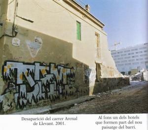 c Arenal de Llevant, 2001