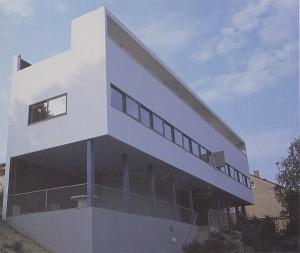 Le Corbusier - Casa Doble 14-15 - Urbanització Weissenhof - Stuttgart - 1927