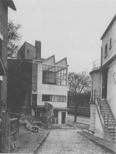 Le Corbusier - Estudi Ozenfant - París - 1923
