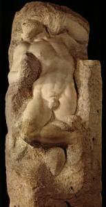Michelangelo Buonarotti - Esclau despertant - 1525-30