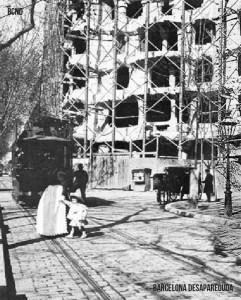 casa milà 1910