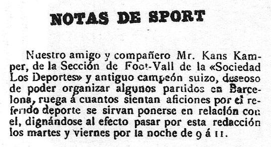 Futbol_club_barcelona_-_notas_de_sport 22 oct 1899