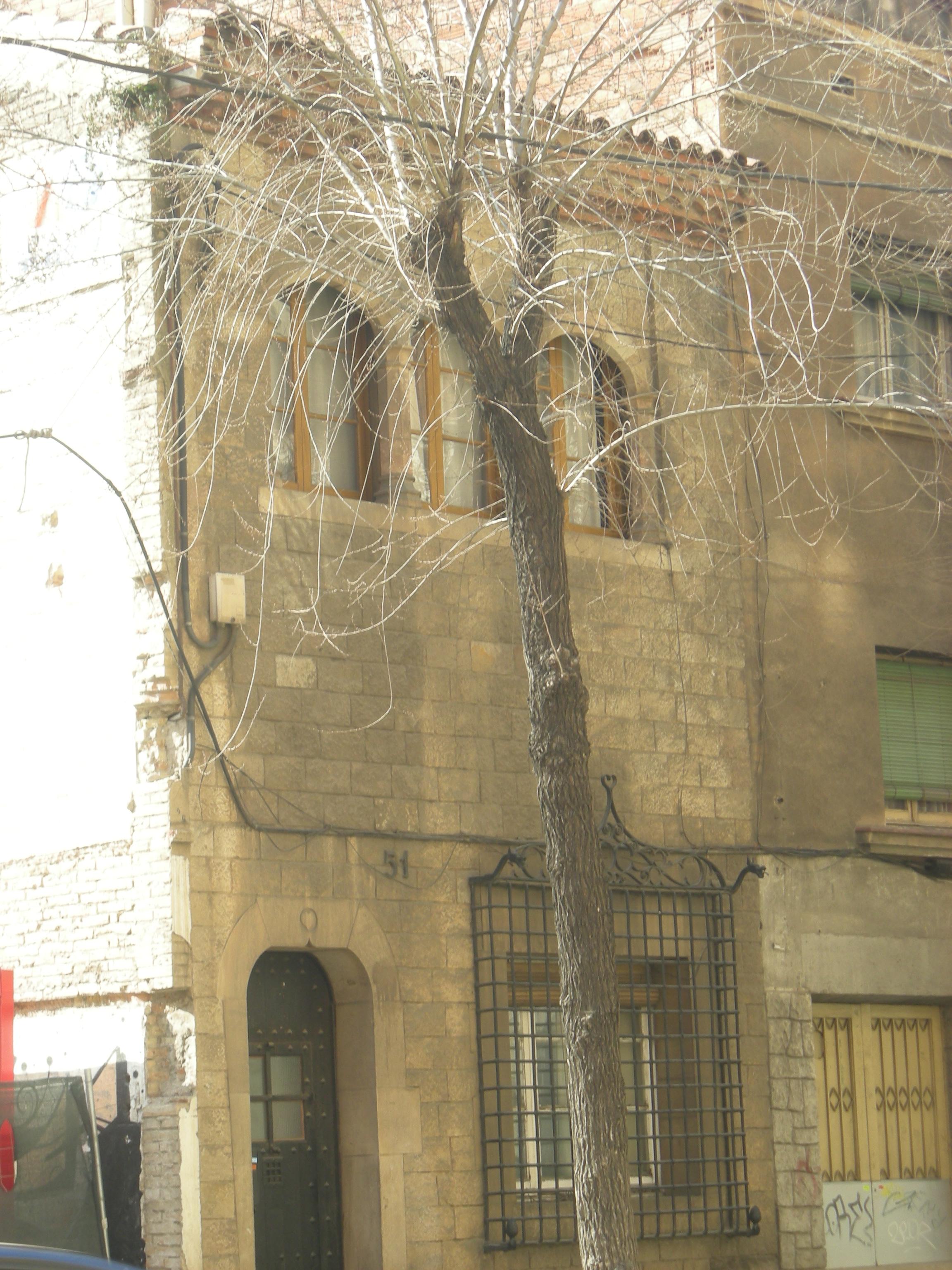 Finca de l'Av.Vallcarca, 51