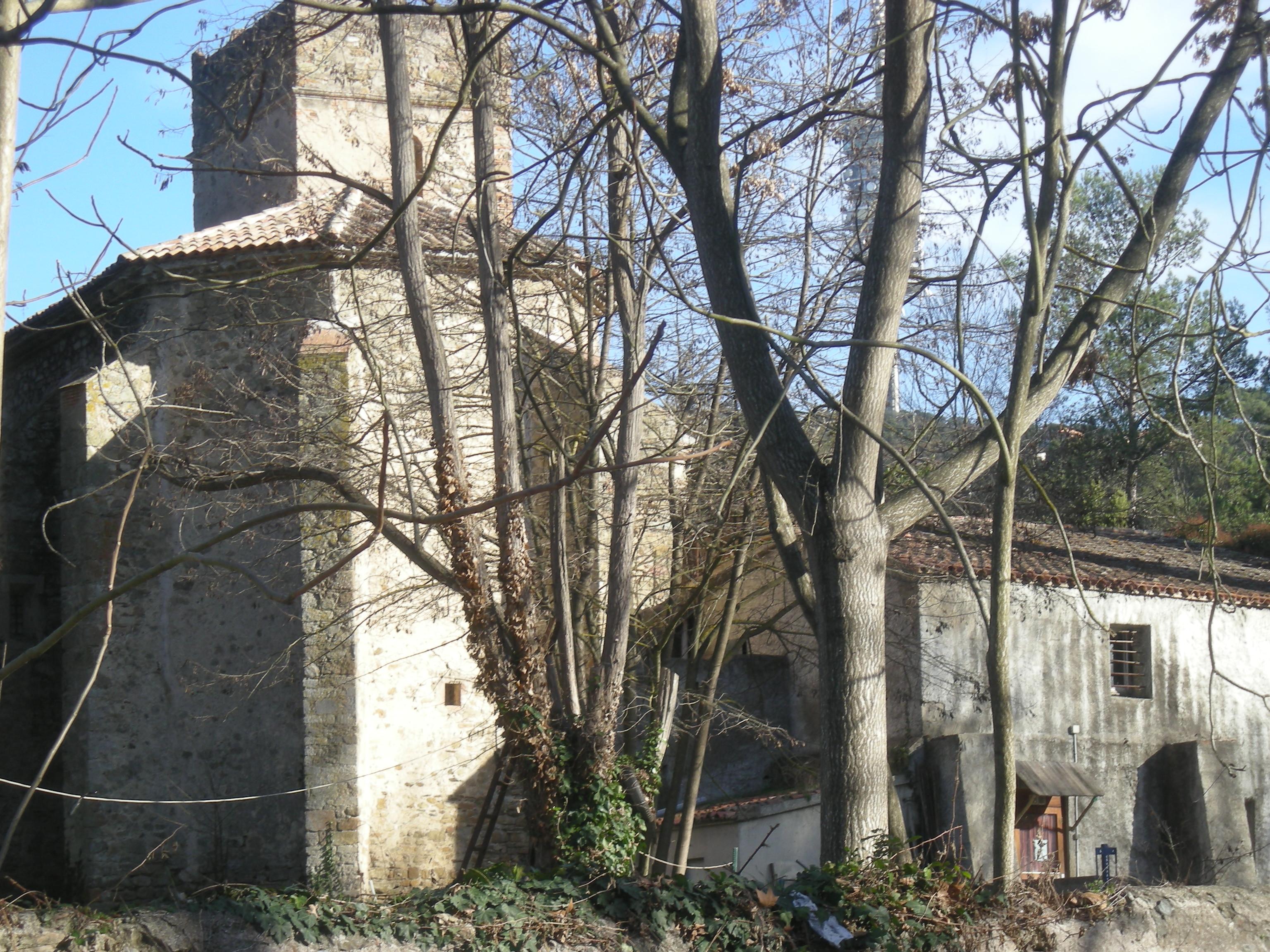Santa Maria de Vallvidrera (4)