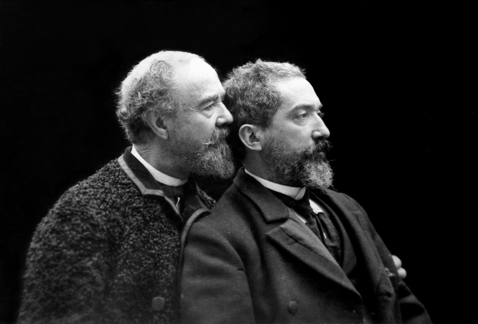 Antonio Fernandez Soriano y Emilio Fernández dits Napoleon c-1900 Col Particular