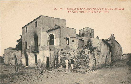 Sant Joan d'Horta - 1909