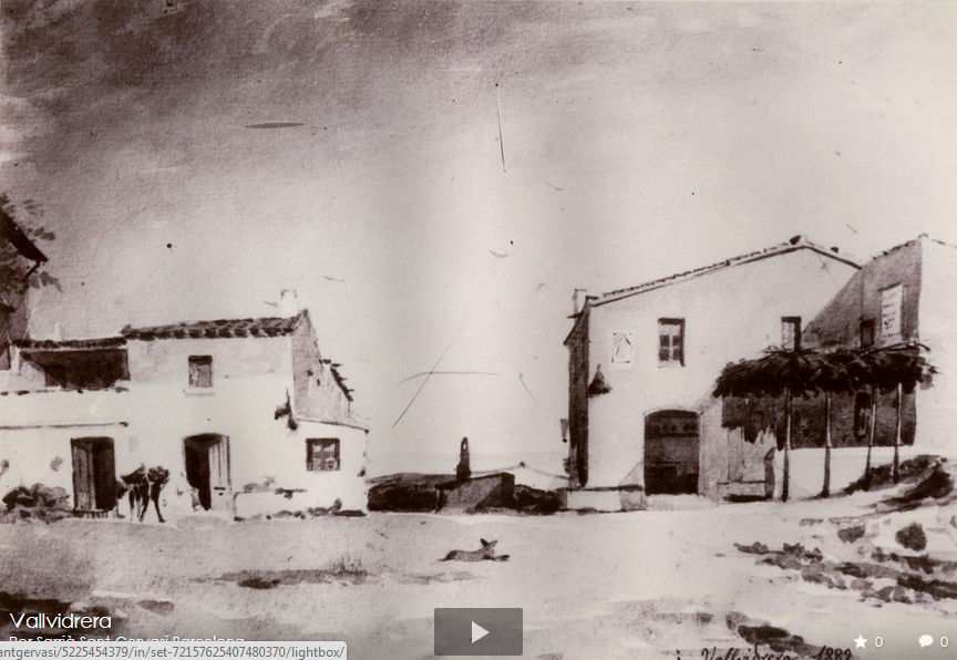 vallvidrera 1889