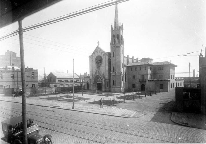 pere IV, església