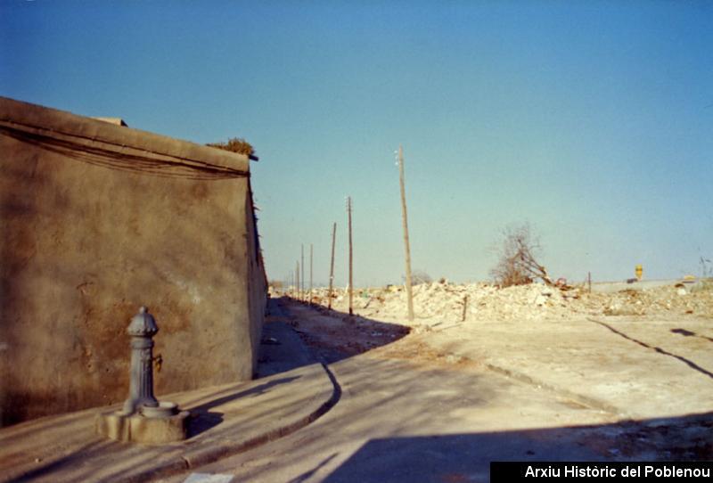 AP 9073 Barraques del Cementiri _1990_