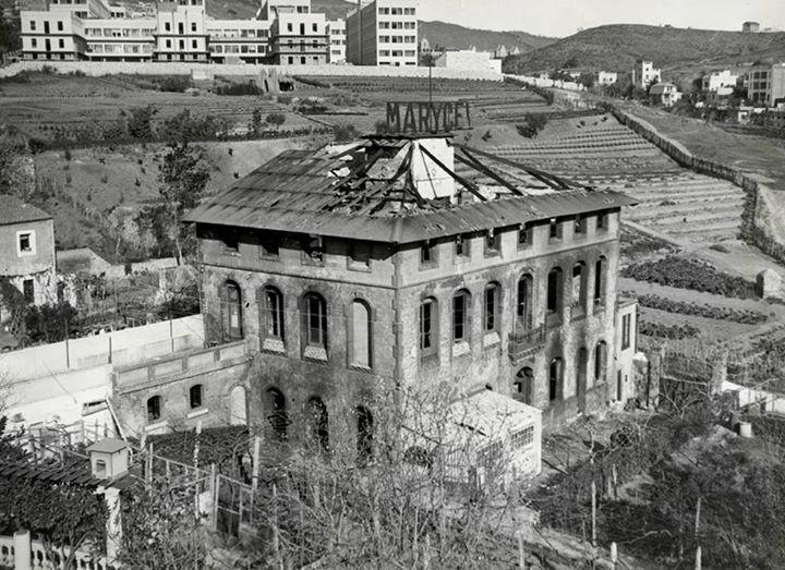 fàbrica Maricel, 1935