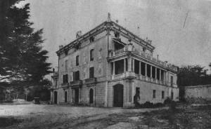 Antic palau dels Comtes Güell de Barcelona