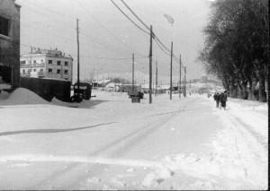 Antiga carretera de Mataró, 1962 - Aj SAB