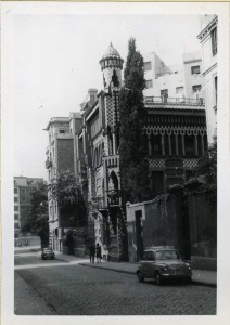 12 Casa Vicens, 1962, Club Excursionista de Gràcia, AMDG
