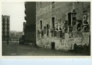 Riera de Cassoles amb Madrazo, 16 febrer 1936, Club Excursionista de Gràcia, AMDG