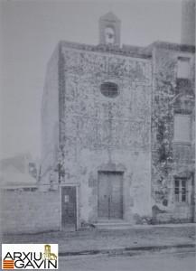 antiga capella de Sant Ramon 1921