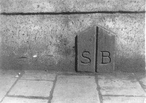 fita fronterera, carrer de sants, 1932